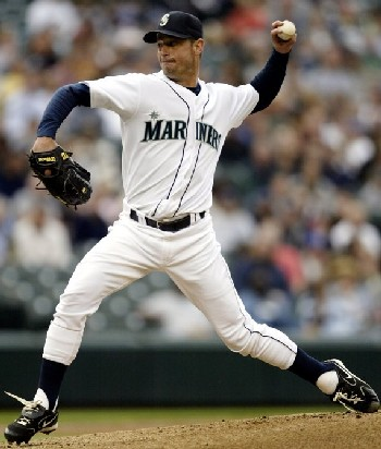 JAMIE MOYER - pitcher